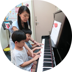 CHILDREN'S MUSIC PIANO CLASS