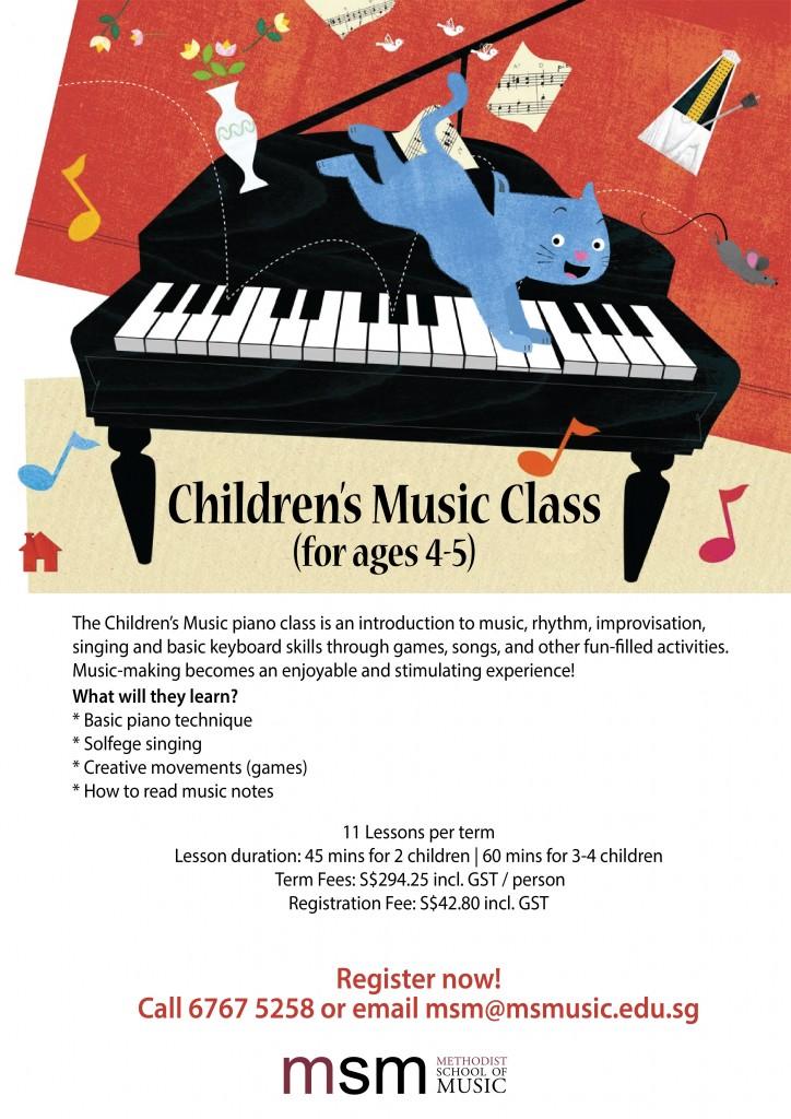 Children Music Class Poster Updated February 2016-01