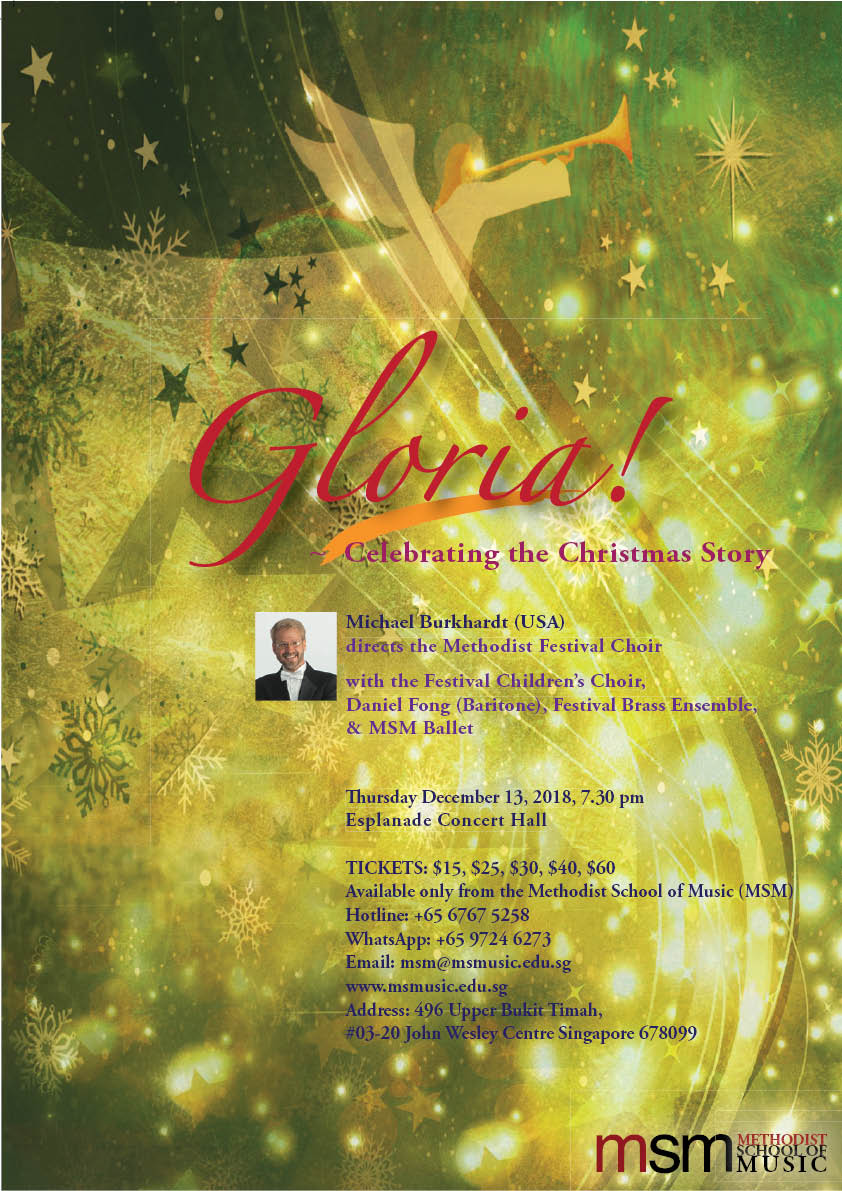 GLORIA! – Celebrating the Christmas Story