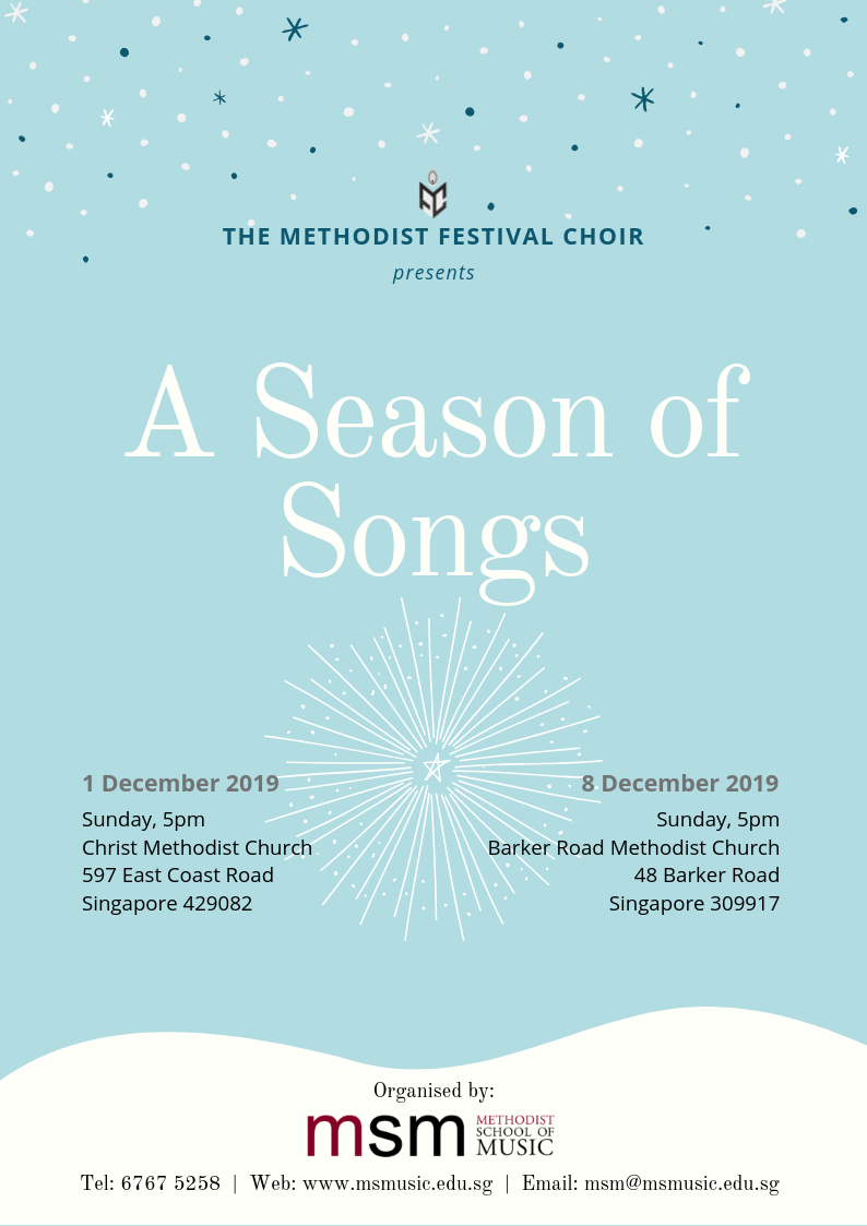 A Season of Songs