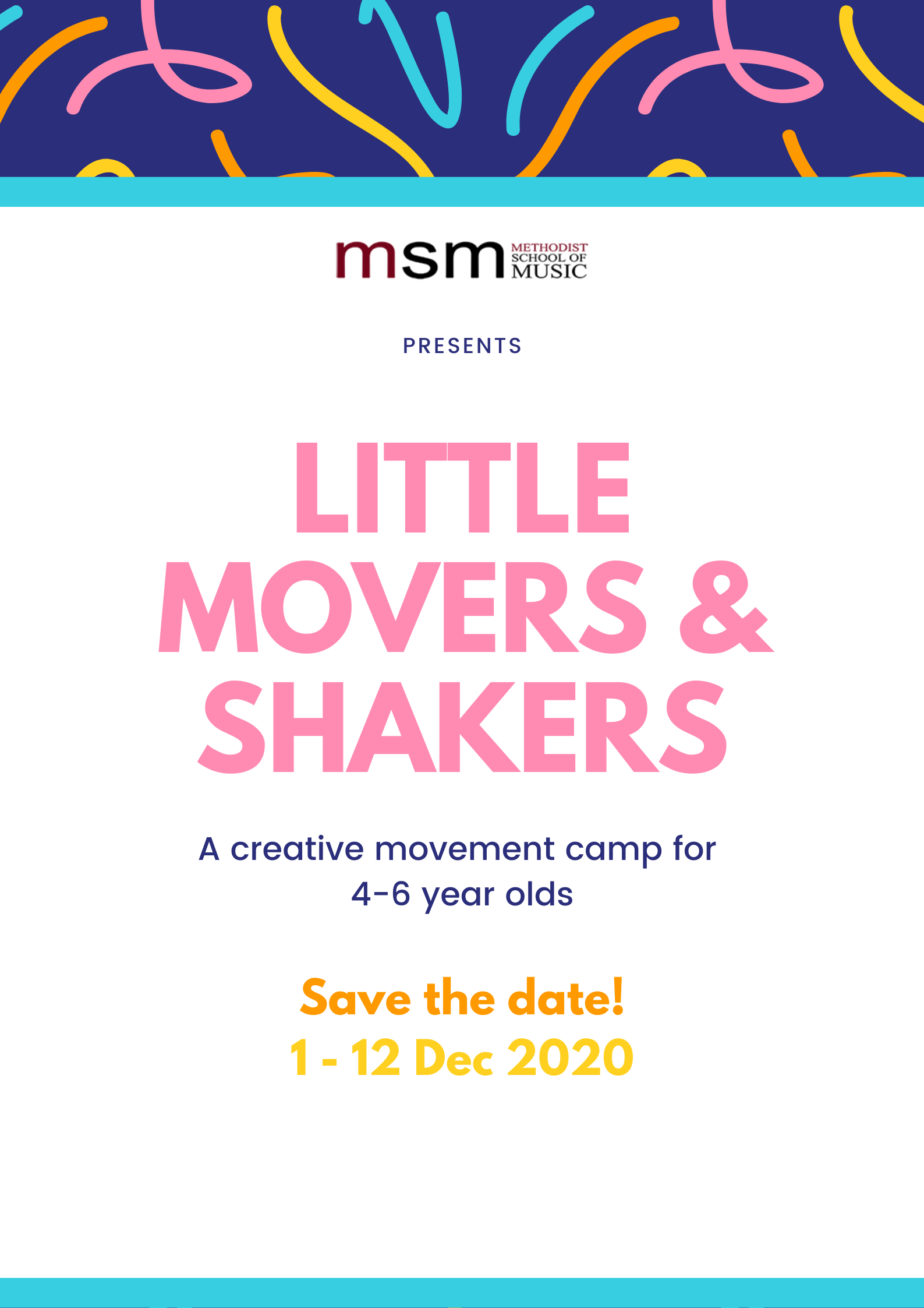 Little Movers & Shakers