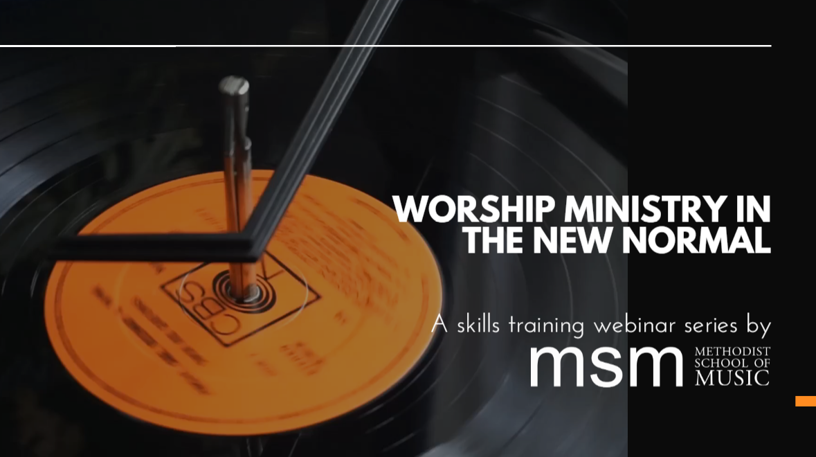 Worship Ministry in the New Normal