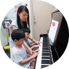 CHILDREN'S MUSIC PIANO CLASS
